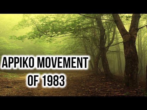 Appiko movement of 1983, one of the 7 major environmental movements in india, is it relevant today?