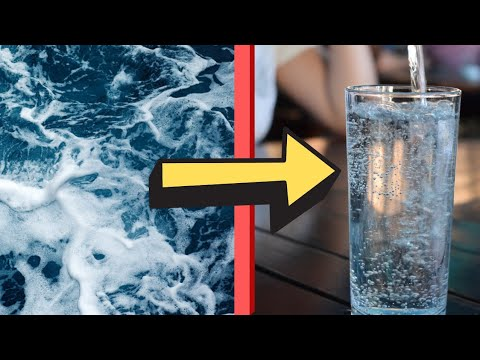 Can we purify and use sea water?   in hindi   explained