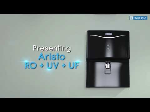 Blue star water purifiers - aristo ro uv uf - product film