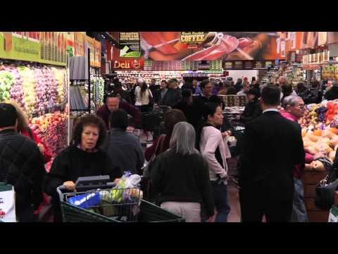Fairway market nanuet grand opening
