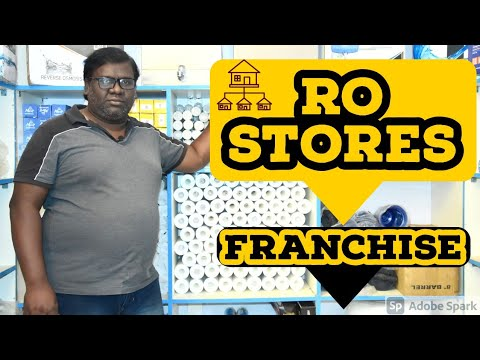 Ro water purifier spare parts stores   franchise   eden tv