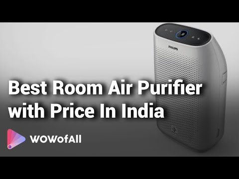 Best room air purifier in india: complete list with features, price range & details