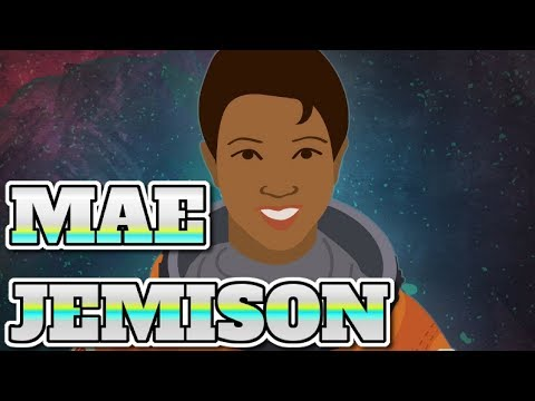 [biographies 5] listen, you haven't know about mae jemison fact yet