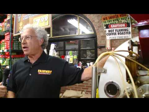 Coffee talk: a difference you can taste only at fairway market