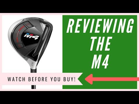 Taylormade m4 fairway wood review   an honest opinion