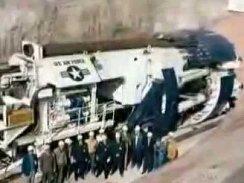 Amazing footage deep underground bases!