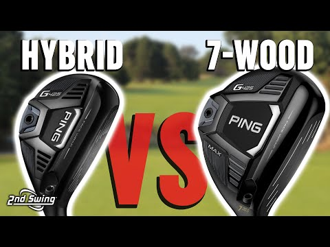 Fairway wood or hybrid   which should you play?
