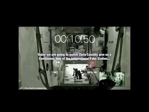 Flat earth - international space station hoax nasa use parabolic flights to simulate zero gravity