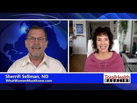 Protect, heal, and restore vaginal health with dr. sherrill sellman | totalhealth magazine
