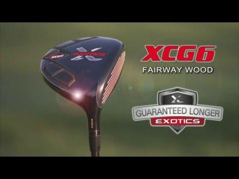 Tour edge xcg6 fairway wood