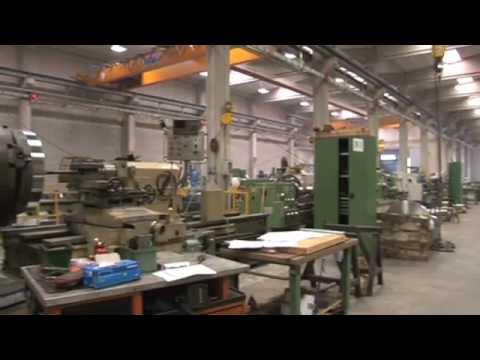 Nuova cmf: forging press plant in italy