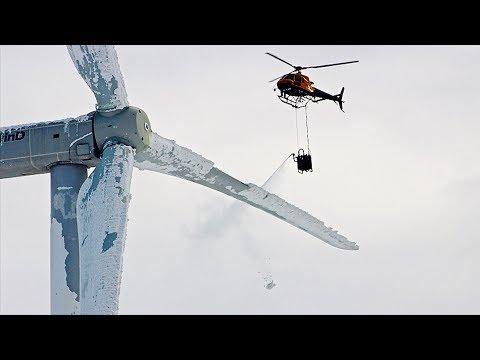 Green stupidity - how windmills destroy the environment & jobs - inefficient