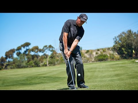 Phil mickelson: chipping 101