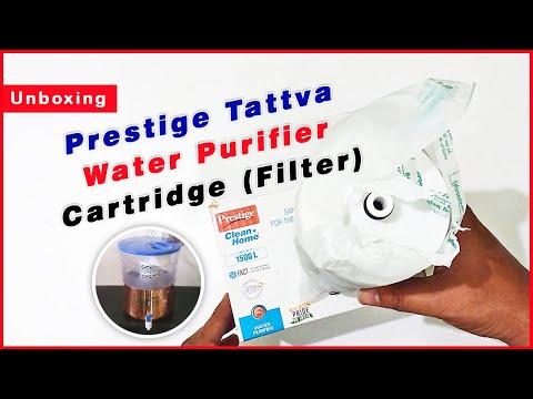 Prestige tattva water purifier cartridge (filter)| prestige tattva water purifier cartridge price
