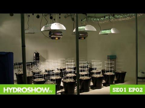 Hydroshow - season 1 episode 2 - hydroponics magazine show
