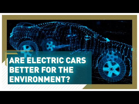 Are electric vehicles (evs) really better for the environment?