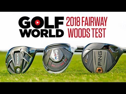 Fairway woods test – callaway rogue vs taylormade m4 vs ping g400