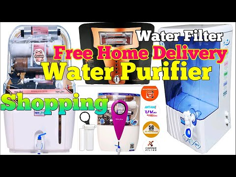 Best water purifier for home in india 2021