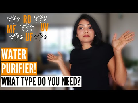Which water purifier is best for your home? ro vs uv vs uf vs mf explained | filter costs
