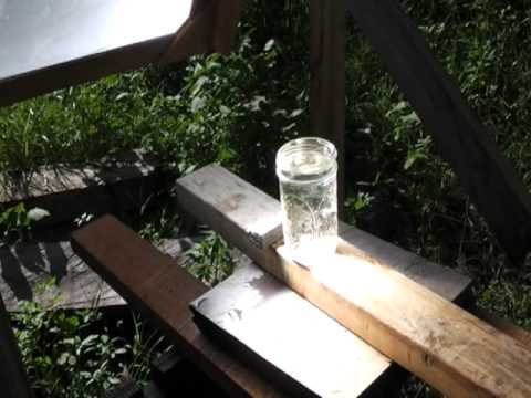 1kw solar powered uv/ir water purifier for free.