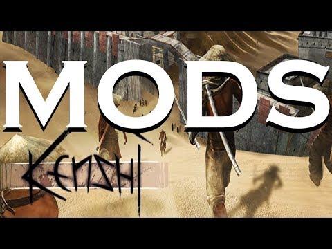 Great kenshi mods!