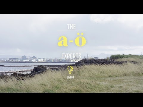 Sustainable energy | the a-ö of iceland | living