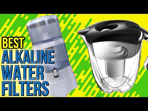 8 best alkaline water filters 2017