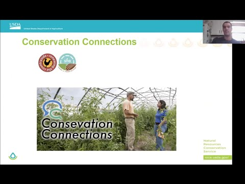 Conservation connections: a beginning farmers guide to mn conservation support, funding & resources