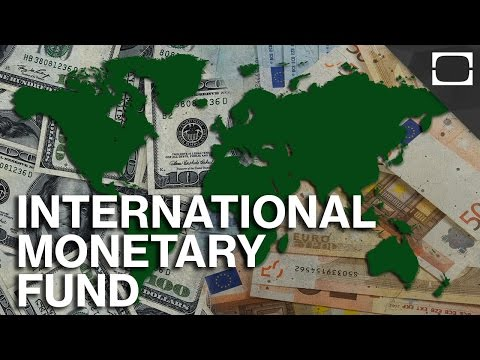 What is the international monetary fund (imf)?