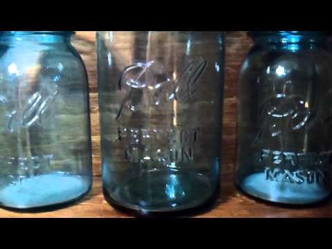 Blue canning jars - the wisconsin vegetable gardener straight to the point