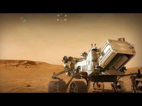 Nasa's newest mars rover—set to land thursday—has a strong utah connection
