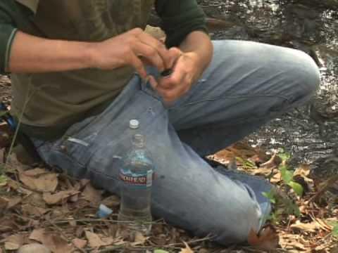 Basic wilderness survival skills : wilderness survival: water purification tablets
