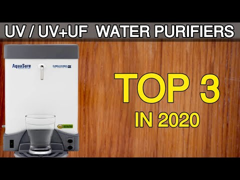 Top 3 best uv water purifier in 2020 | uf uv water purifier in india - review