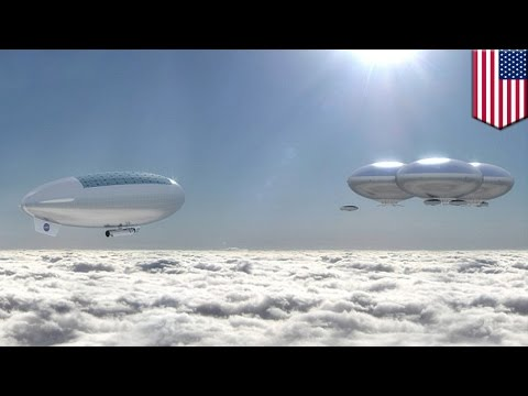 """Venus mission: nasa envisions """"floating city"""" above venus' clouds where humans could live"""