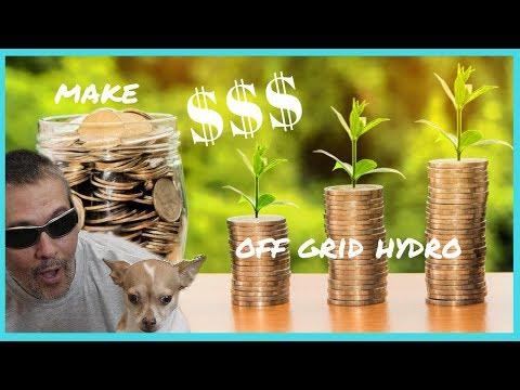 Make money with off grid hydroponics / easy diy hydroponics