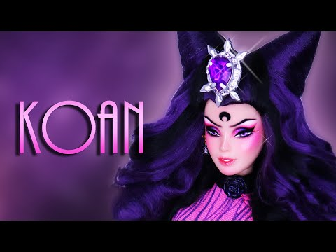 Custom koan doll 💜 [ sailor moon 🌙 ]
