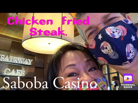 Saboba casino | fairway cafe | chicken fried steak