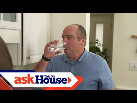 How to install a whole-house water filter   ask this old house