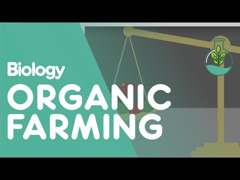 The pros and cons of organic farming | ecology and environment | biology | fuseschool