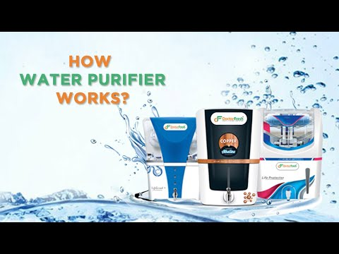How does ro water purifier works? | ro purification process explained | water purifier advantages