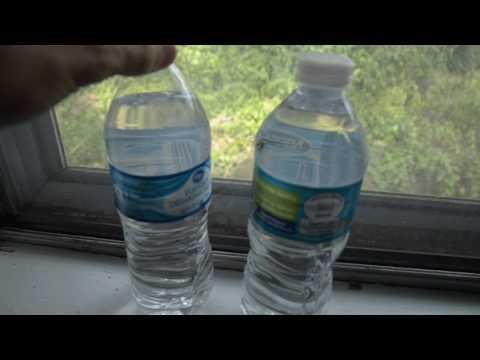 Kroger purified drinking water vs. netsle drinking water