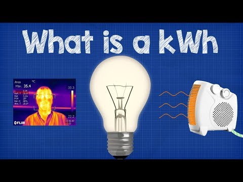 What is a kwh - kilowatt hour calculations 💡💰 energy bill