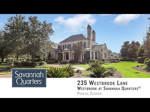 Southern living idea home   235 westbrook lane, savannah quarters®