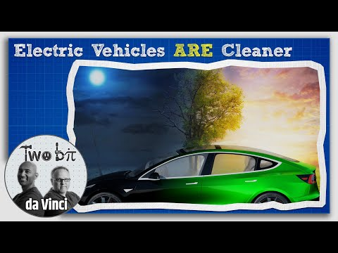 Driving an electric car is better for the environment: here's why