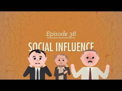 Social influence: crash course psychology #38