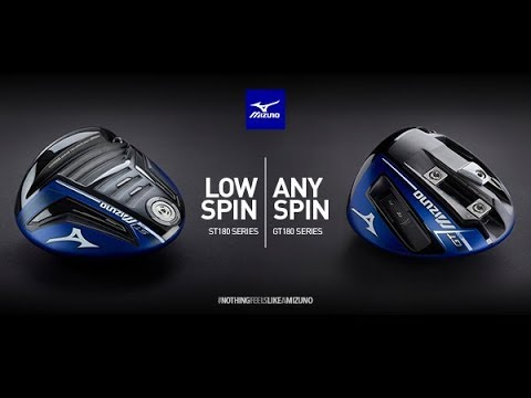 Mizuno st180 and gt180 woods