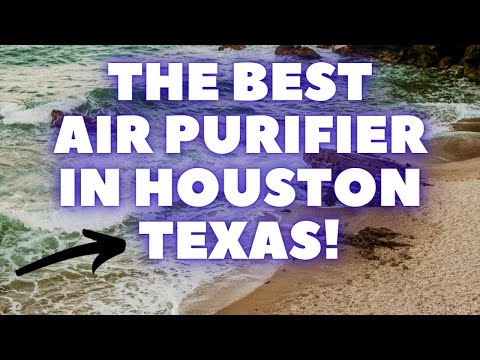 The best air purifier in houston texas with a free demo!