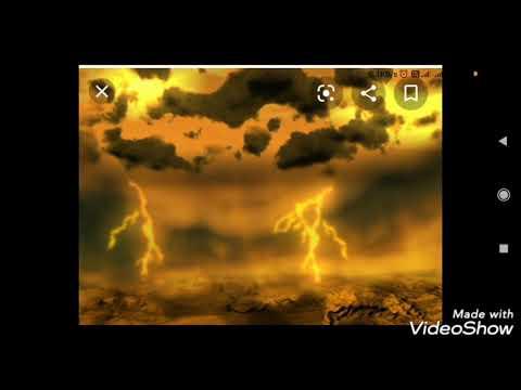Acid rain on venus