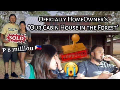 House journey part 1: house approved | husband emotional reaction | our forest life