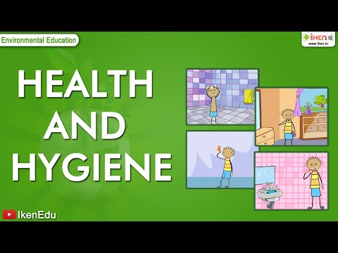 Health and hygiene   class 5 environmental science   iken